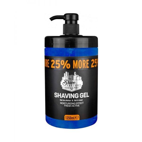 Shave Factory Shaving Gel 1250ml