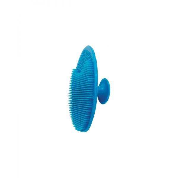 Silcone Cleanse Pad Light Blue